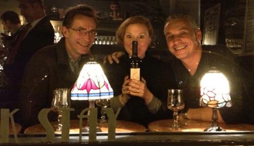 vin italien à Paris